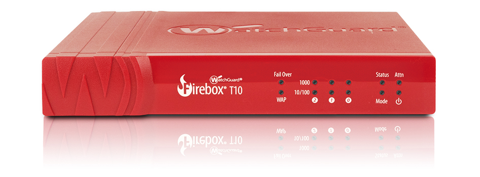WatchGuard Firebox T10 Wireless