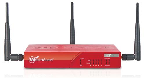 WatchGuard XTM 33 Wireless